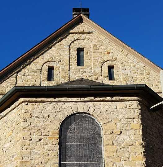 Kirchenfenster Lieme